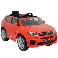 Детский электромобиль BMW X5M E 660R красный