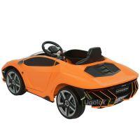Электромобиль Chi Lok Bo Lamborghini Centenario оранжевый