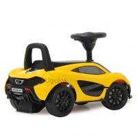Каталка-толокар Chi Lok Bo McLaren 372 жёлтая