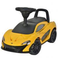 Детская каталка Chi Lok Bo McLaren 372-1 жёлтая