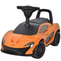 Детская каталка Chi Lok Bo McLaren 372-1 оранжевая