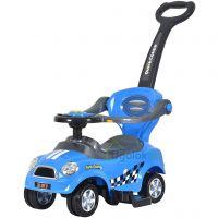 Автомобиль-каталка Chi Lok Bo Quick Coupe 321 голубой
