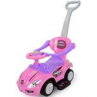 Автомобиль-каталка Chi Lok Bo Deluxe Mega Car 382 розовый