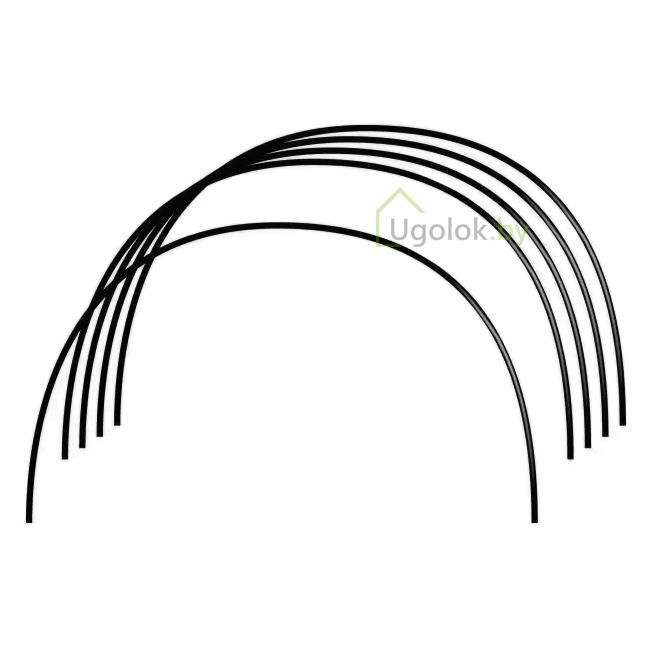 Дуги ПНД 2.5 м для парника (5 штук)