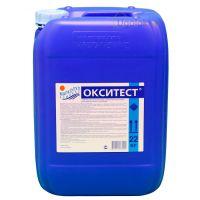 Жидкий дезинфектант на основе активного кислорода Окситест 22 кг
