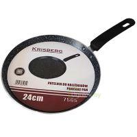 Сковорода блинная 24 см KRISBERG KS-7565