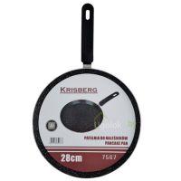 Сковорода блинная 28 см KRISBERG KS-7567
