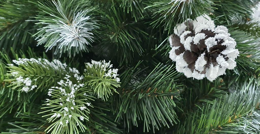 Ветки новогодней искусственной ели Белла