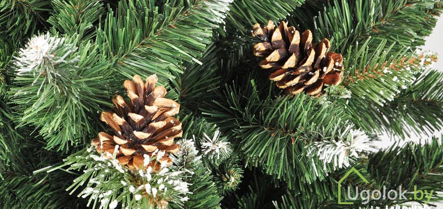 Ветки искусственной новогодней ёлки Эльза