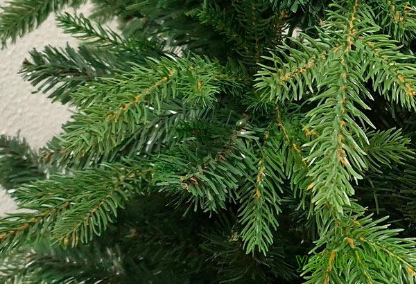 Ветки новогодней искусственной ели Milana