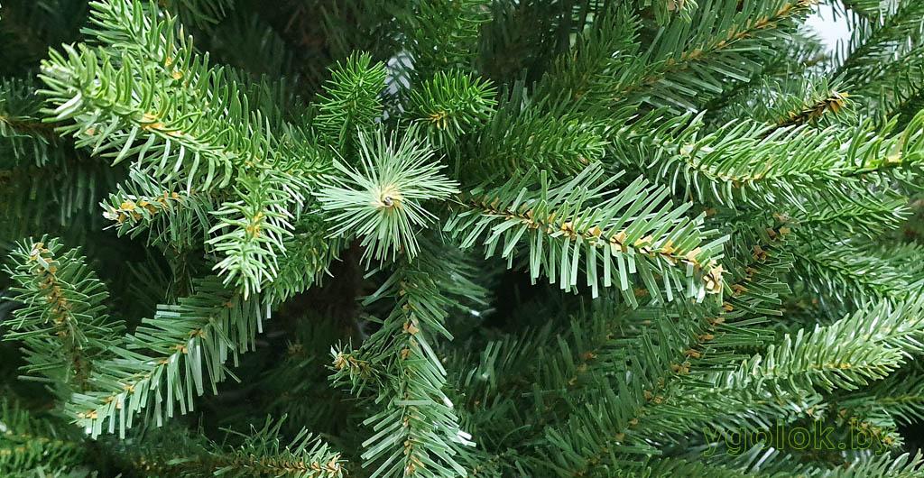 Ветки новогодней искусственной ели Toskana